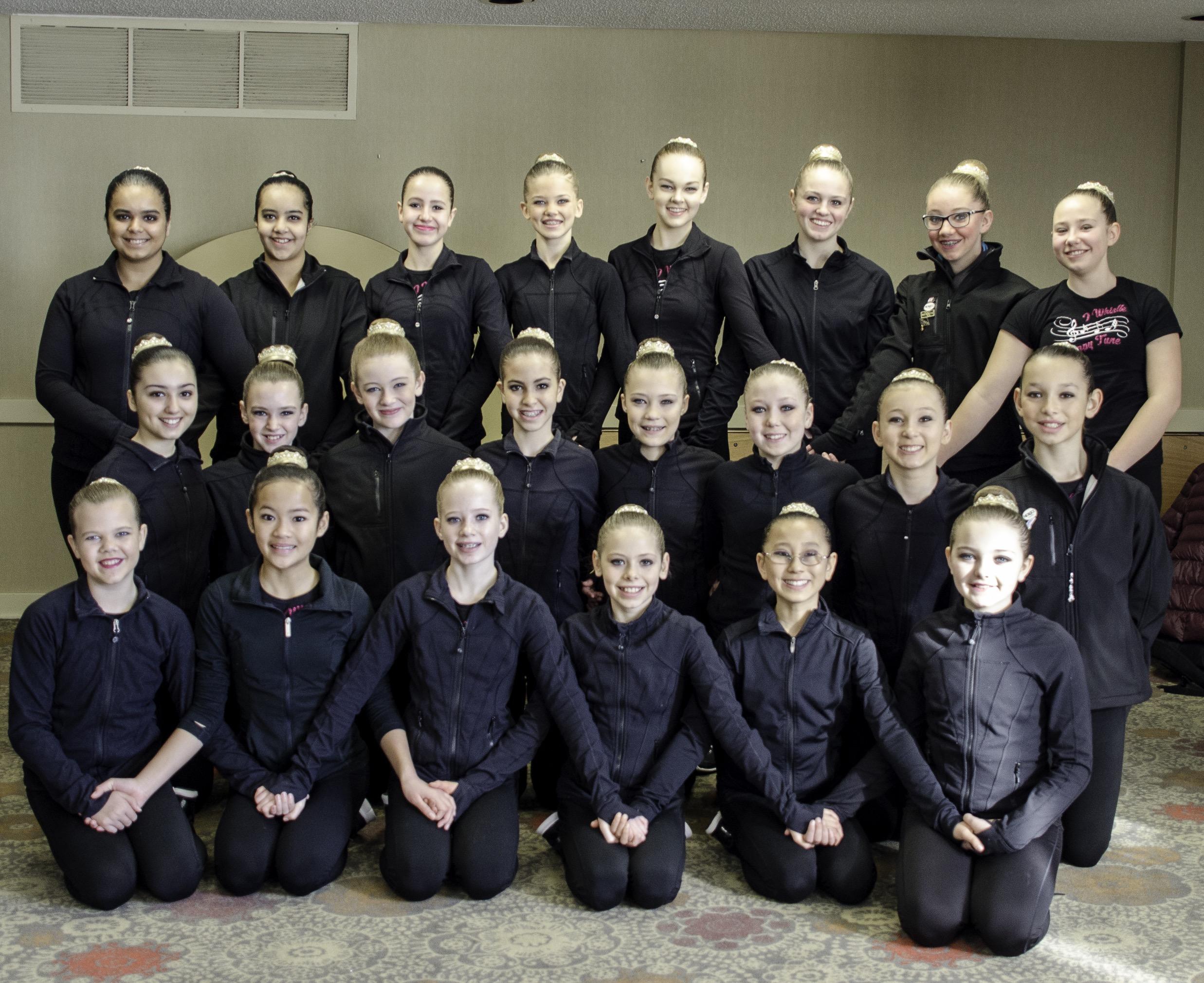 Ontario Regionals 2016NEXXICE Juvenile
