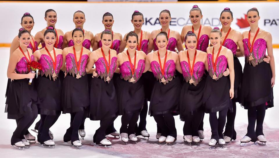 2016 Canadian Bronze Medalists