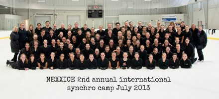 2nd Annual International Synchro Camp