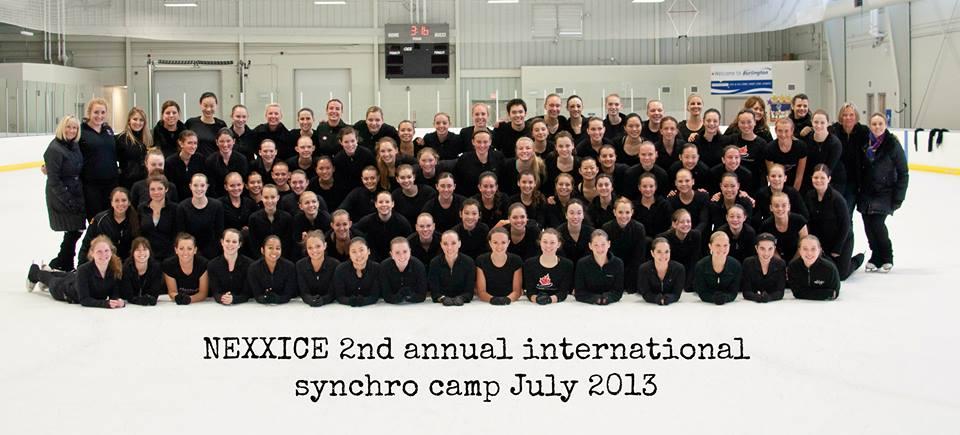 2nd Annual International Synchro Camp