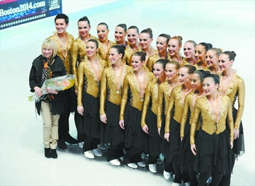 NEXXICE takes silver in Boston