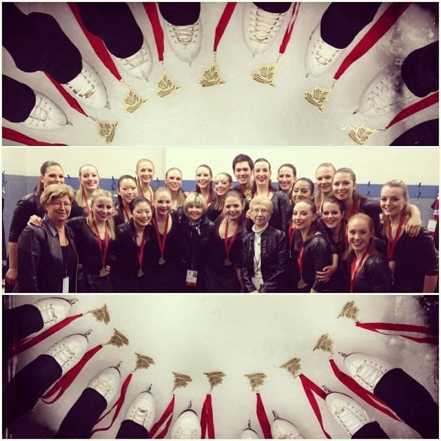 NEXXICE Senior @ Canadian Championship