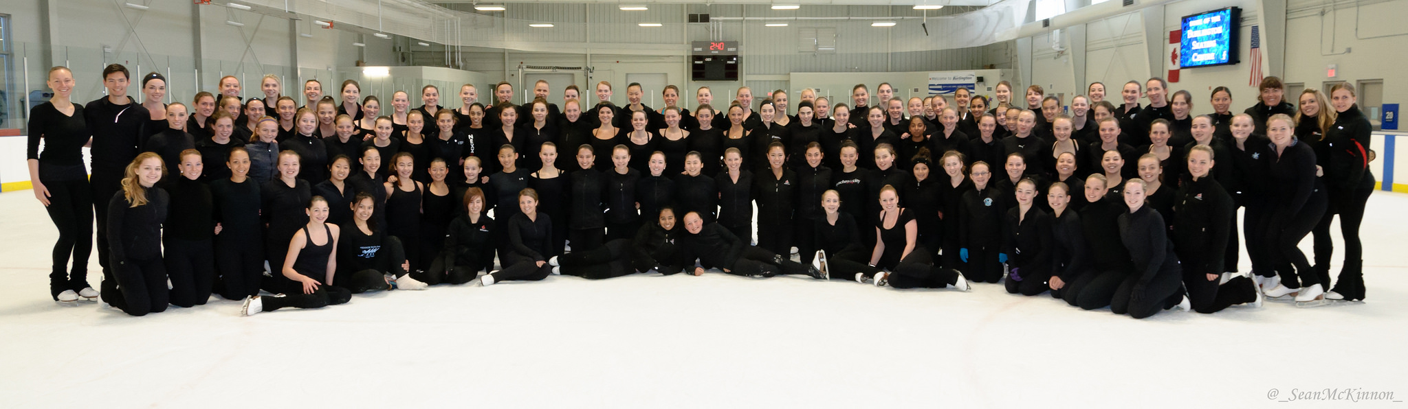 4th Annual NEXXICE International Synchro Camp