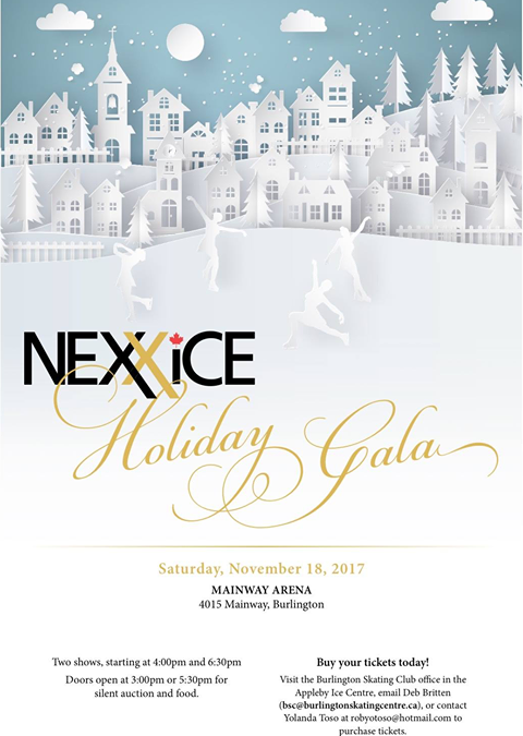 NEXXICE Holiday Gala 2017