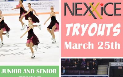 Senior & Junior Team try-outs